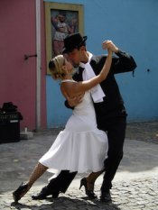 Tango Dancers, image by veroxdale at shutterstock.com