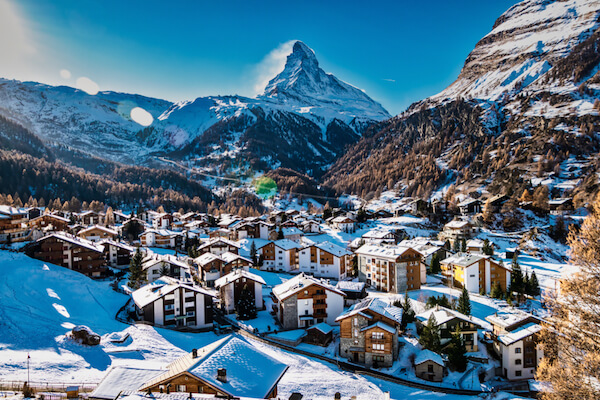 Matterhorn - Switzerland Facts