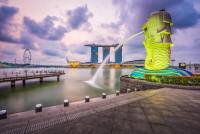 Singapore Merlion - image by Sean Pavone/shutterstock.com