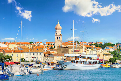 Krk in Croatia - Croatia facts for Kids