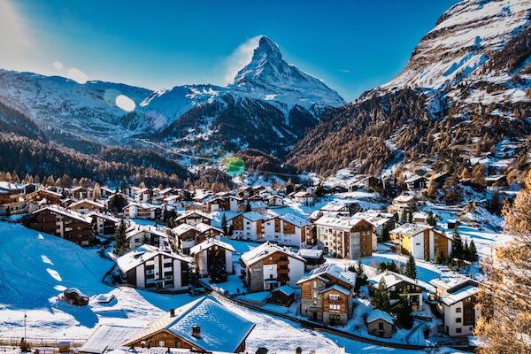 Matterhorn - Switzerland Facts
