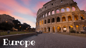Rome/Italy in Europe: Europe Facts for Kids