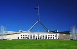 Australia Canberra shutterstock.com/sxr70