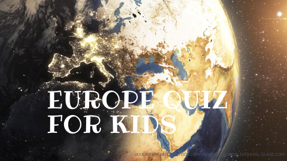 Europe Quiz for Kids