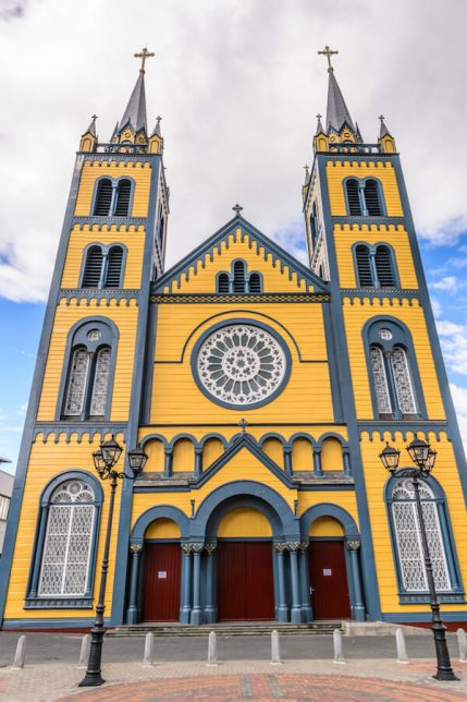 Suriname Cathedral - image by Anton Ivanov/Shutterstock.com