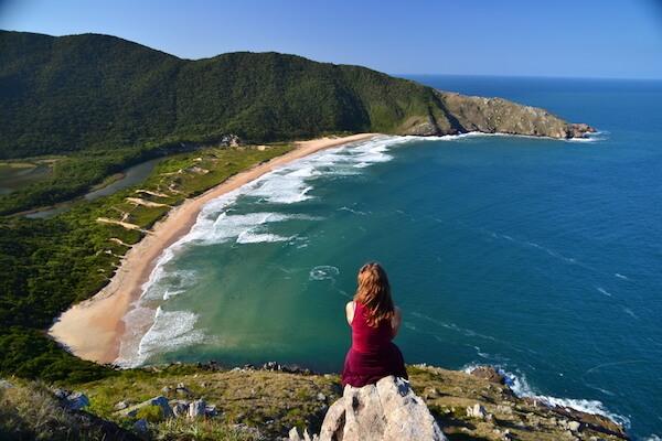 Brazil Santa Catarina island