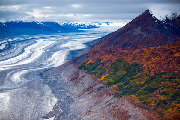 Kluane National Park - image by shutter stock.com