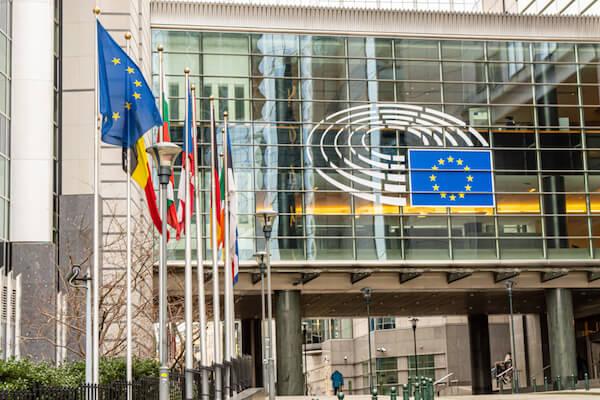 EU headquarters in Brussels - Vitalii Biliak/shutterstock.com