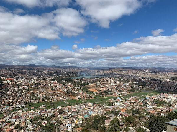 Antananarivo - the capital city of Madagascar - image by Kidsworldtravelguide
