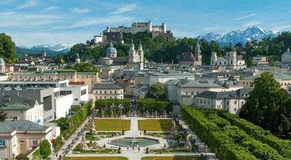 Salzburg Panorama - image by Tourism Salzburg GmbH