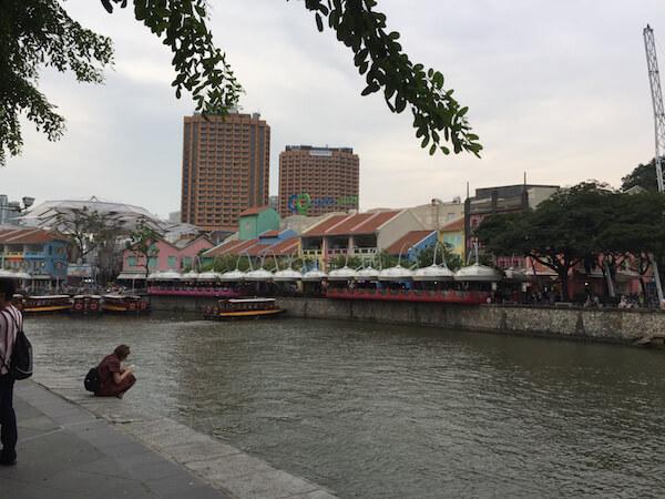 Singapore's Clark Quay