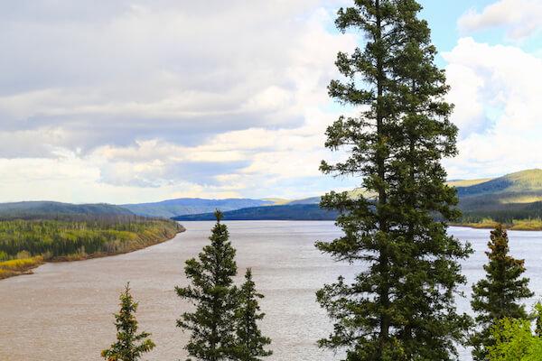 Yukon River in Alaska - image by Michel Rosebrock/shutterstock.com