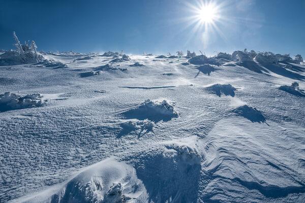 Antarctic Ice Desert - image by Shutterstock.com
