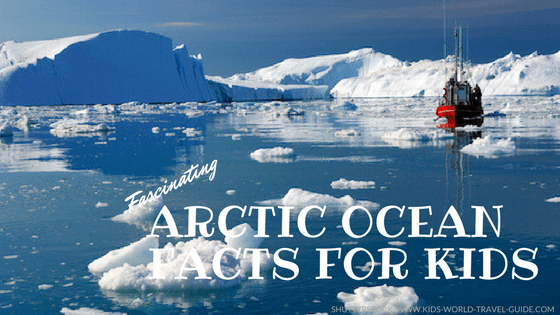 Arctic Ocean Facts for Kids | World Oceans | Facts for Kids