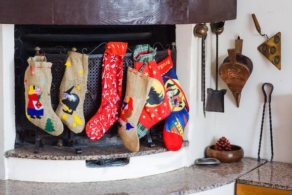 Stockings for the Befana