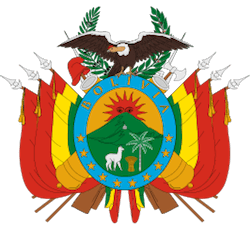 Bolivia Coat of Arms