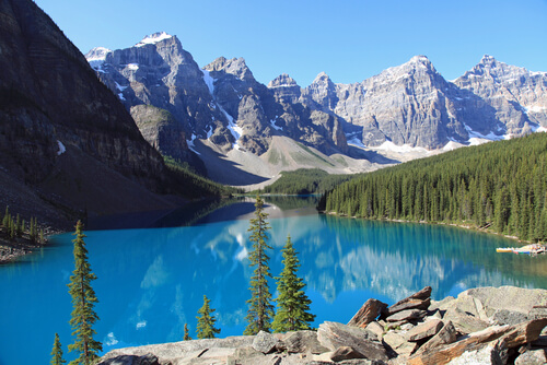 Lake Louise Facts For Kids
