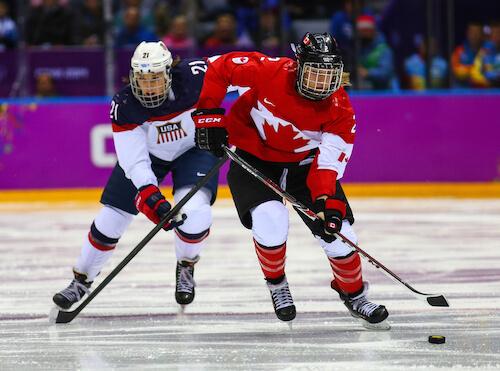 Ice hockey in Canada, image by Iurii Osadchi