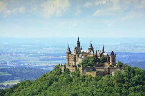 German Castles: Hohenzollern