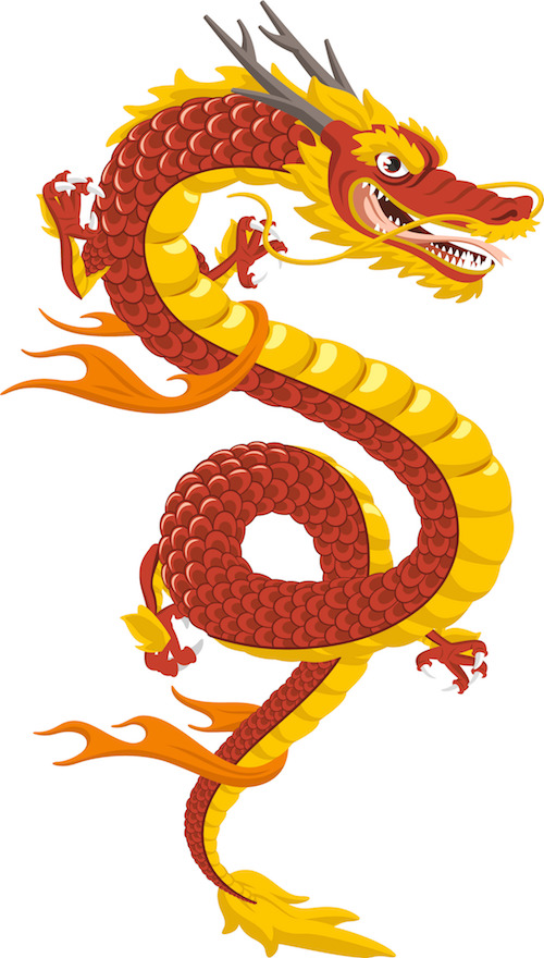 China facts for kids china for kids geography attractions - Dragon images gratuites ...