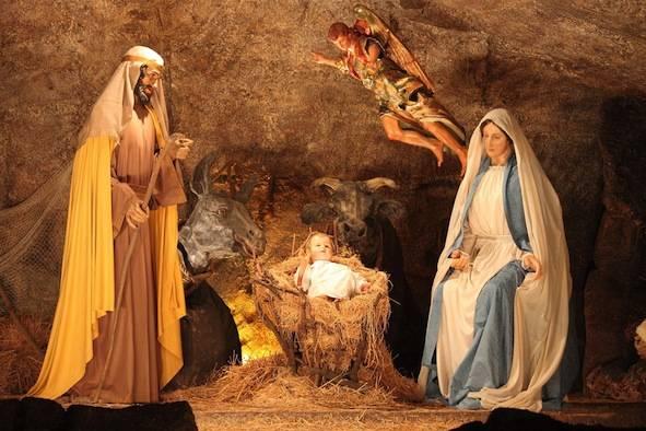 Italy Nativity