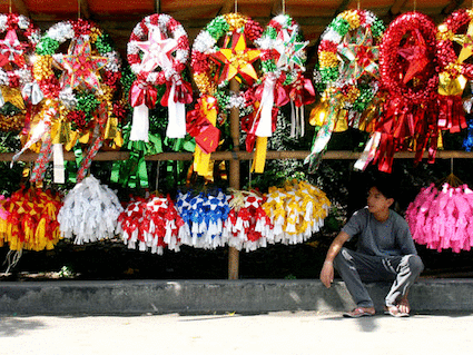 Christmas in the Philippines, Photo by Keith Bacongco Wikimedia