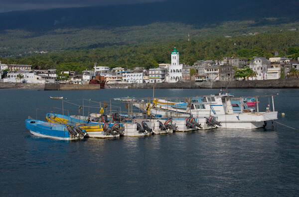 Comores Moroni - image by AltrendoImages