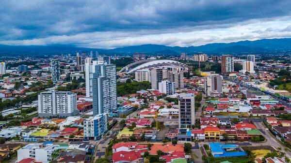 Costa Rica facts: San José is Costa Rica's capital city.