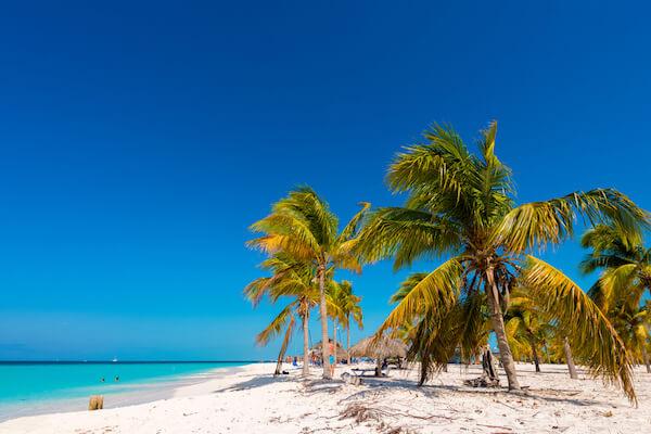 Cayo Largo del Sur: Playa Sirena in Cuba