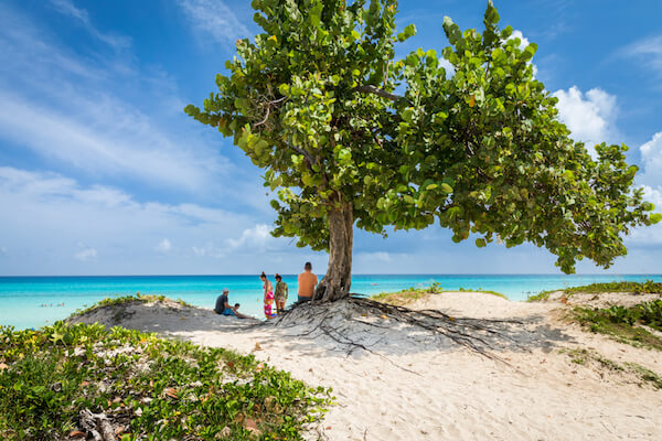Cuba family outing in Varadero - Lynxs Photography / Shutterstock.com