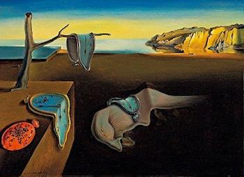 Salvador Dali: cuadro famoso