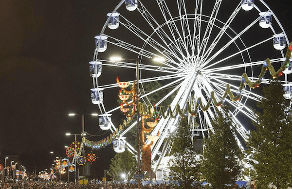 Diwali celebrations in Leicester UK - image by shutterstock