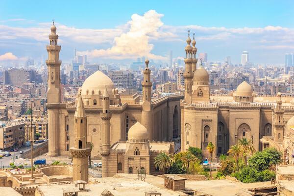 egypt mosque madrassa