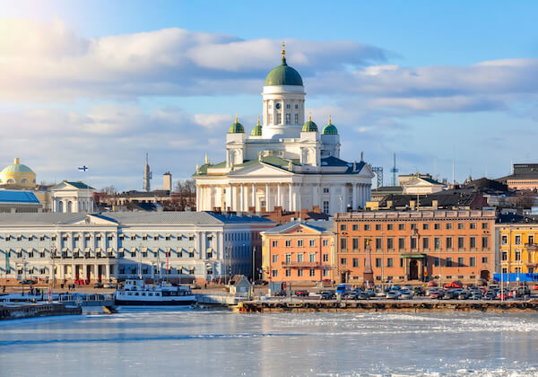 Helsinki and its Cathedral