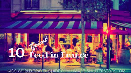 kids world travel guide france
