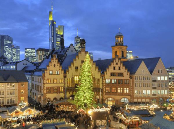 Frankfurter Weihnachtsmarkt - image by Tourismus+Congress GmbH Frankfurt am Main