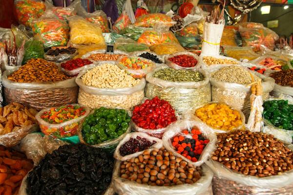 Georgian market - image by DeVisu/shutterstock.com