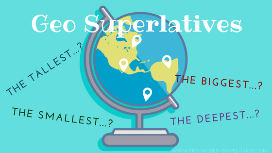 geography superlatives