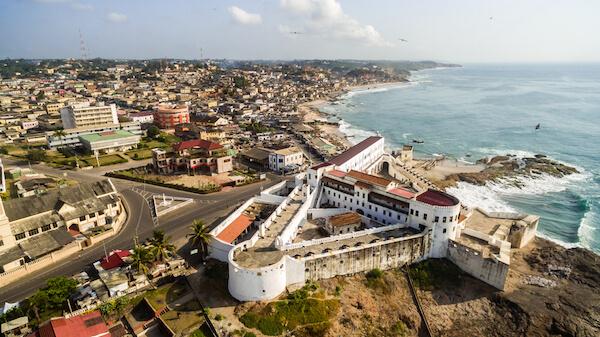 Ghana's Cape Coast Castle