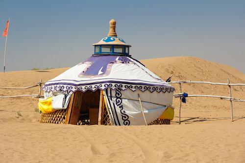 The Gobi Desert Fun Facts For Kids