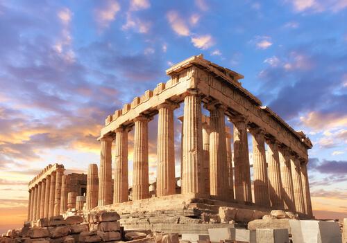 Parthenon Temple of the Acropolis