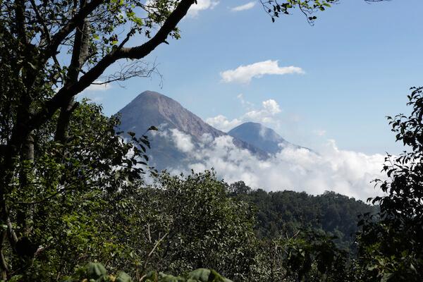 Guatemala Tajumulco und Tacana