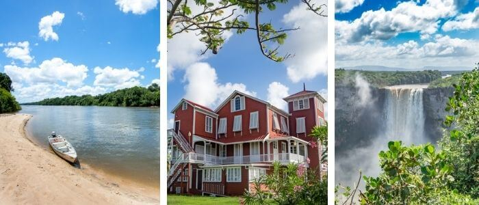 Guyana facts header - Kids-World-Travel-Guide.com