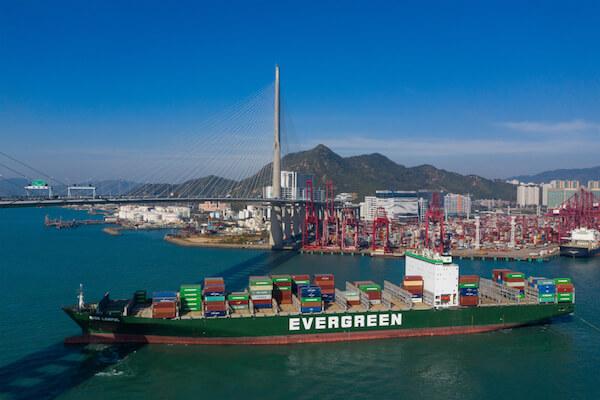 Hong Kong Containership - image by Leungchopan/shutterstock.com
