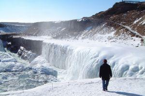 iceland waterfalls by mwolfe at sxc.hu