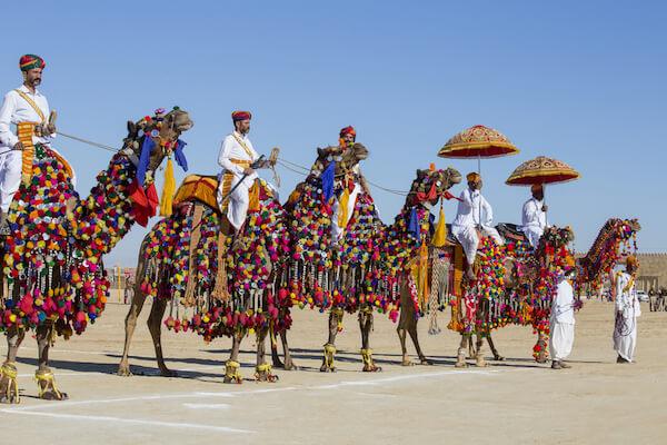 Jaisalmer Desert Festival - image by Oleg D/shutterstock.com