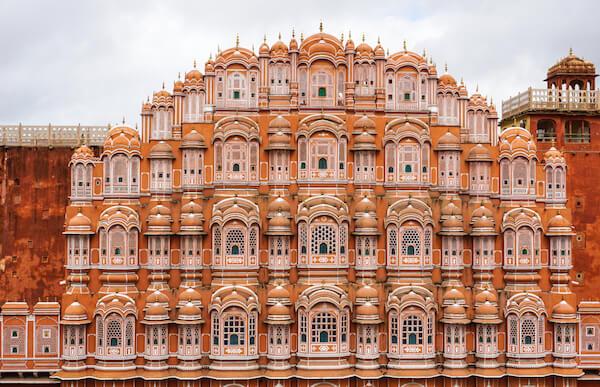 Hawa Mahal - Palace of the Winds