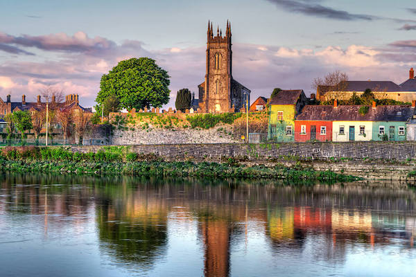Limerick's St Mary's Cathedral