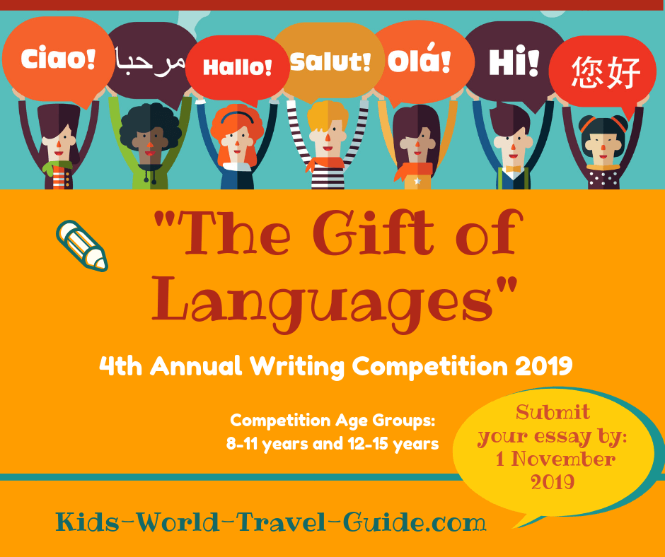 writing contests for middle school students 2019