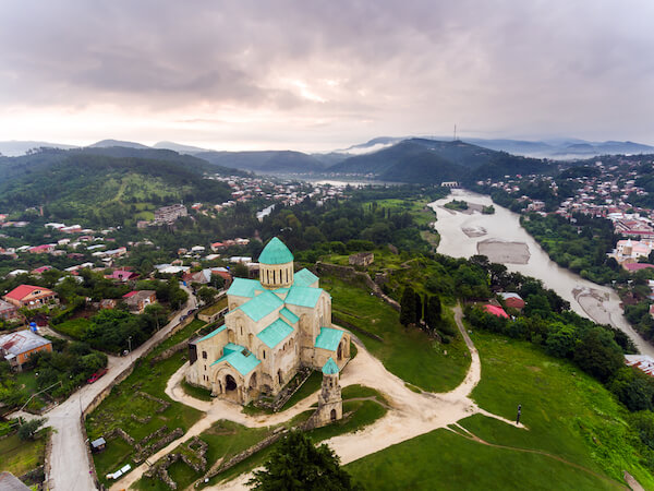 Kutaisi and the Bagrati Cathedral